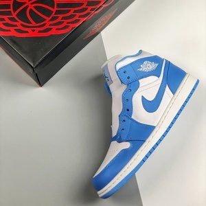 NIKE Air Jordan 1 Mid North Carolina